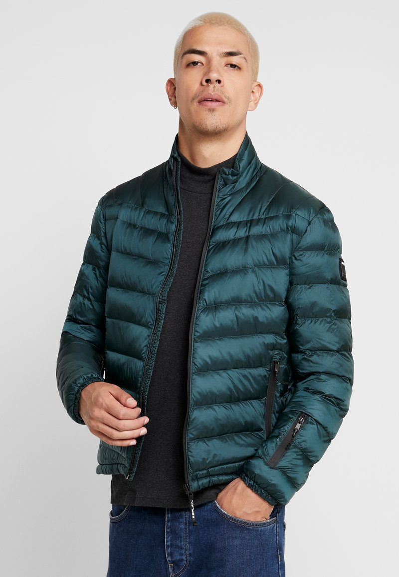 Replay - Light jacket - forest green