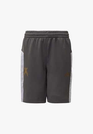 FOOTBALL-INSPIRED X AEROREADY SHORTS - Krótkie spodenki sportowe - grey