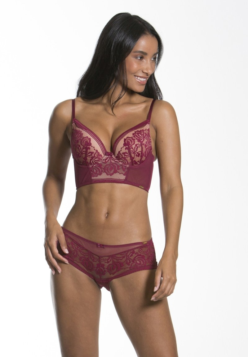 Gossard - Briefs - bordeaux