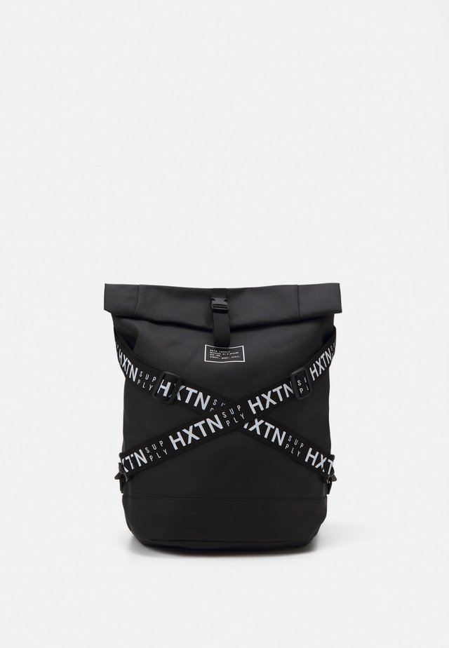 UTILITY PULSE BACKPACK UNISEX - Reppu - black