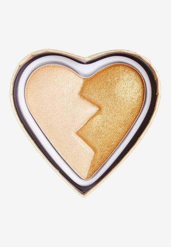 I HEART REVOLUTION HEARTBREAKERS HIGHLIGHTER - Highlighter - wise