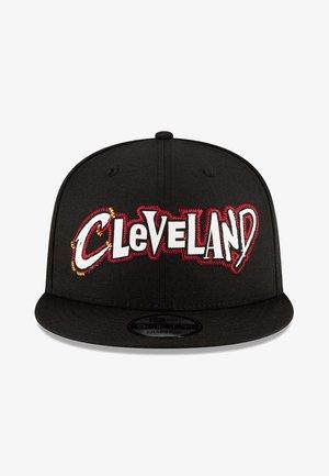 NBA20 CITY OFF 9FIFTY SNAPBACK CLEVELAND CAVALIERS - Cap - schwarz