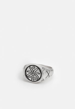 DESERT SUNSET ROUND MOTIF - Bague - silver-coloured