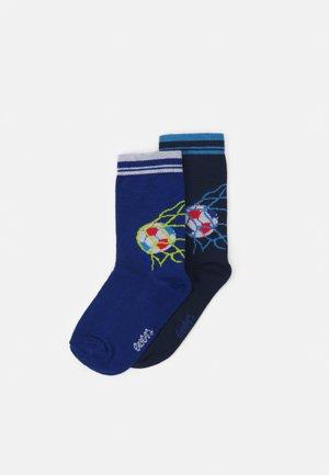FUSSBALL 2 PACK  - Socks - navy