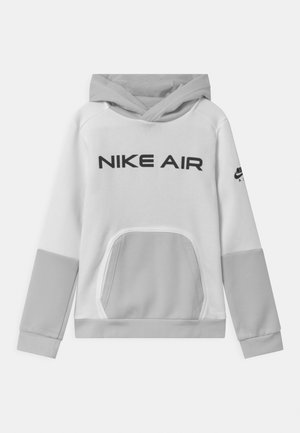AIR UNISEX - Sweat à capuche - white/photon dust/black