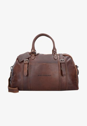 AVAN - Weekend bag - doker cognac