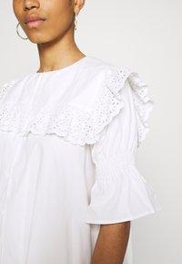 Résumé - DREW DRESS - Day dress - white - 5