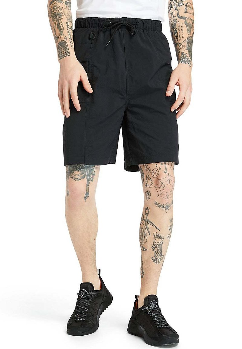 Timberland - Shorts - black