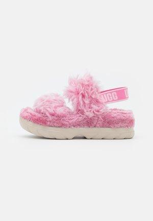 FLUFF SUGAR  - Platform sandals - pink