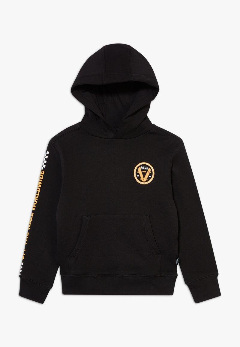 Vans - OLD SKOOL KIDS - Jersey con capucha - black
