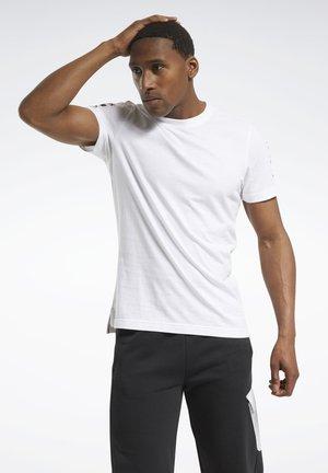 MYT GRAPHIC T-SHIRT - Print T-shirt - white