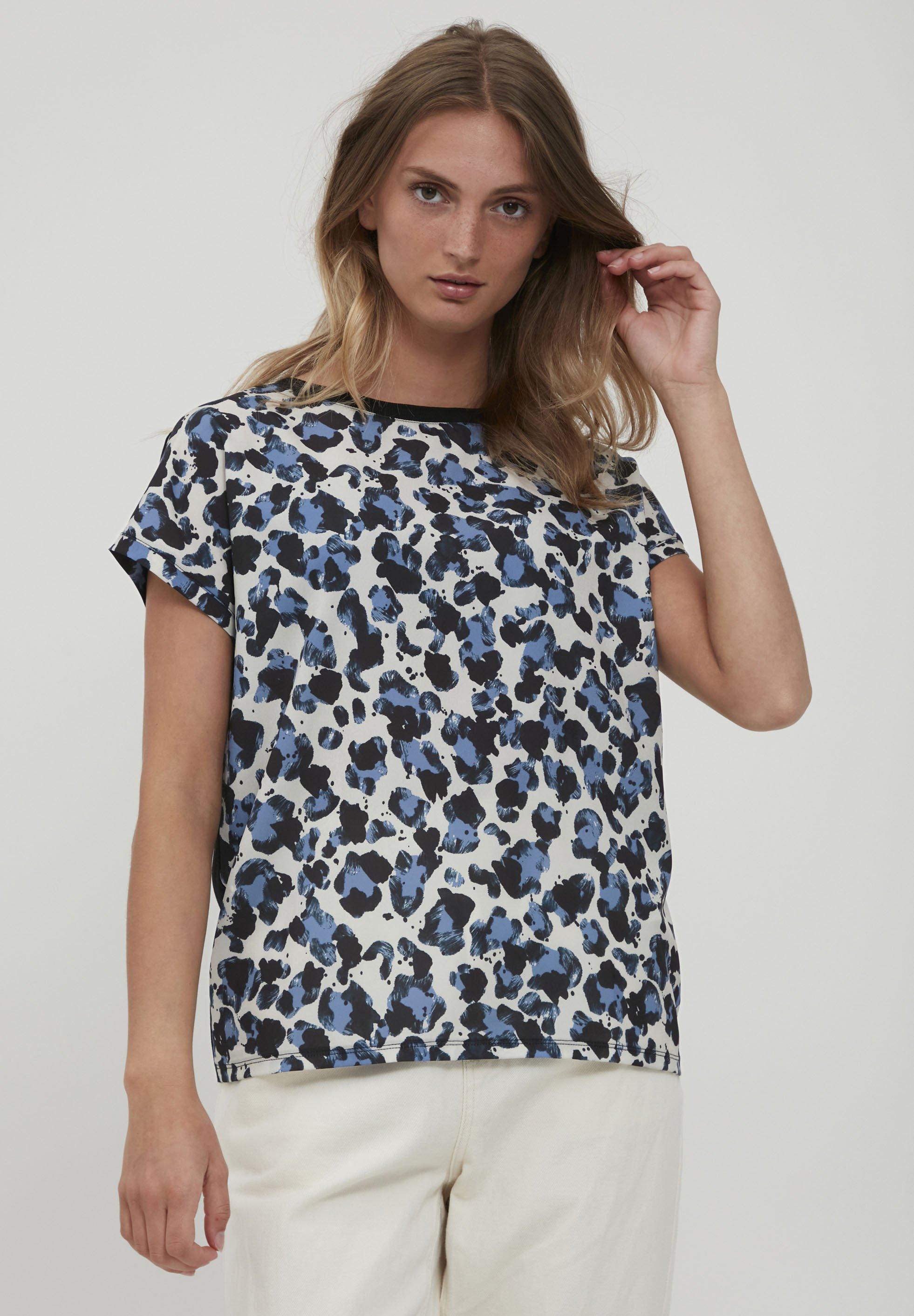 Damen BYPANYA LEO - T-Shirt print