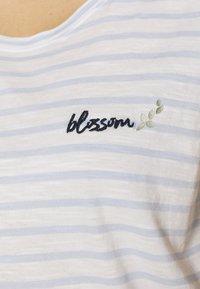 Esprit - TEE - Print T-shirt - pastel blue - 5
