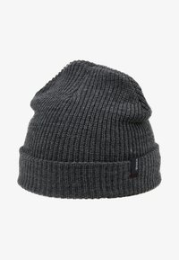 Brixton - HEIST BEANIE - Beanie - heather grey - 4