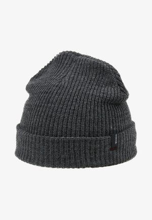HEIST BEANIE - Čepice - heather grey
