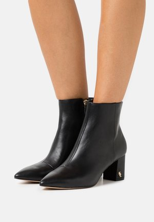 BURLINGTON BOOT - Classic ankle boots - black
