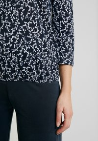 TOM TAILOR - Long sleeved top - navy blue - 4