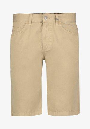 BERMUDA REGULAR FIT  - Shorts - sand