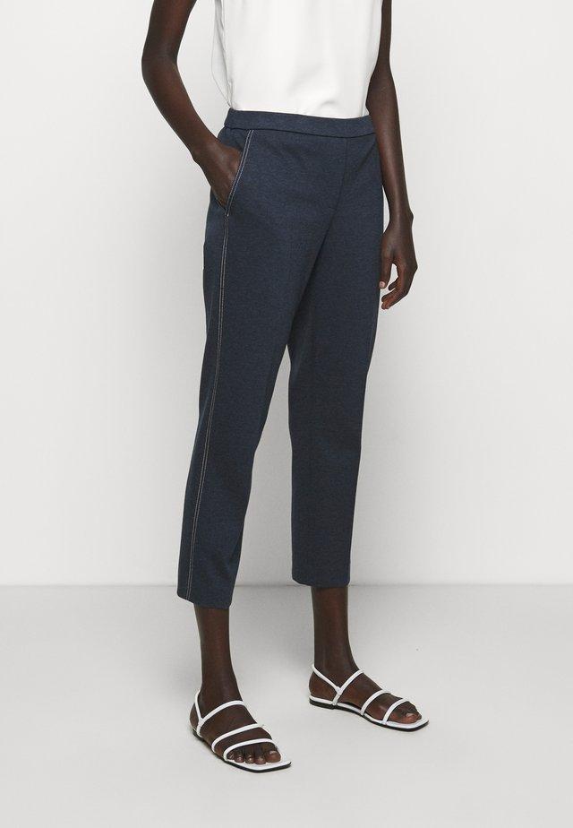 DEMITRIA - Pantalon classique - indigo