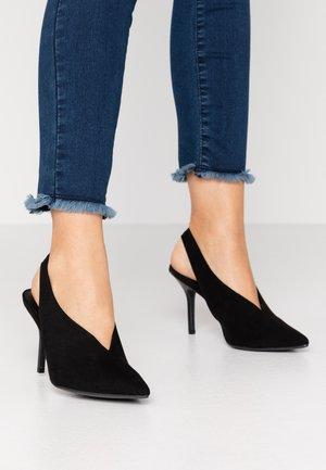 RIVAL - Zapatos altos - black