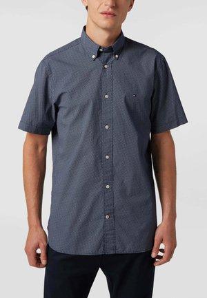 ALLOVER - Shirt - marineblau