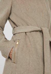 Vero Moda - Trenchcoat - silver mink - 4