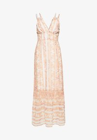 Hope & Ivy Tall - Maxi dress - offwhite/orange - 0