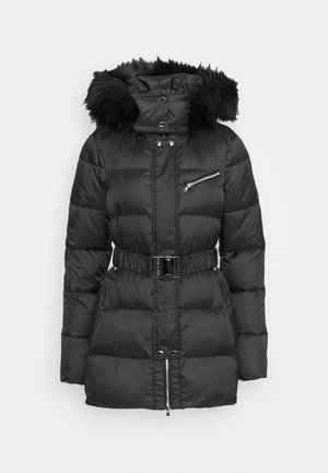 PIUMINO - Winter coat - nero
