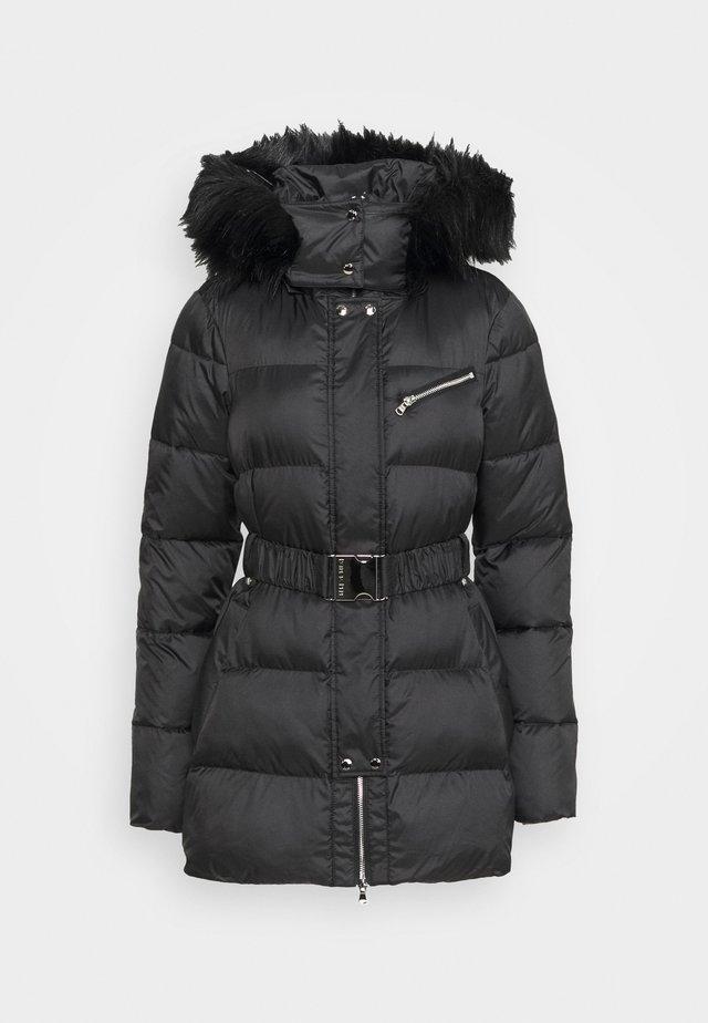 PIUMINO - Winter coat - nero