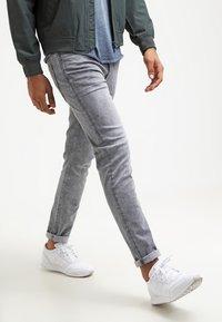 Petrol Industries - SEAHAM - Jeans slim fit - dustysilver - 3