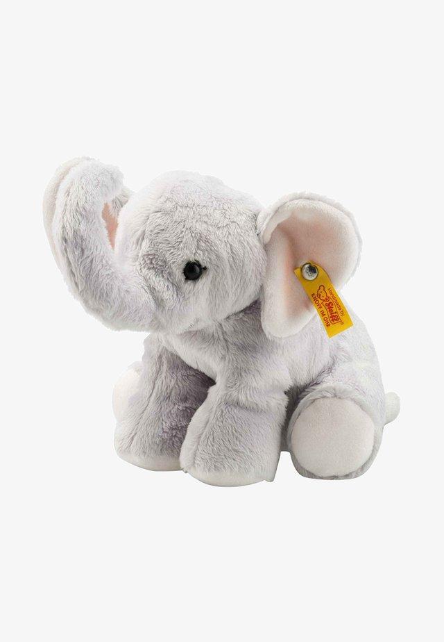 BENNY ELEFANT - Cuddly toy - grey