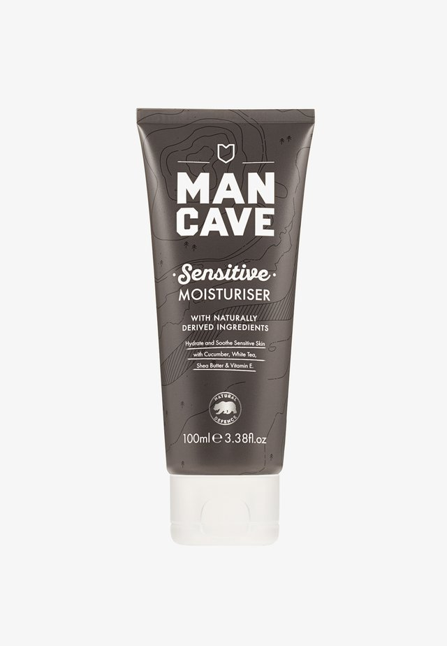 SENSITIVE MOISTURISER 100ML - Soin de jour - -
