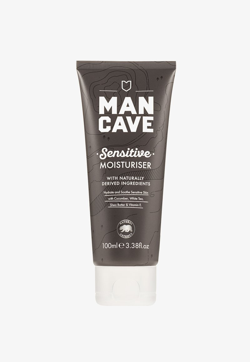 Man Cave - SENSITIVE MOISTURISER 100ML - Dagcrème - -