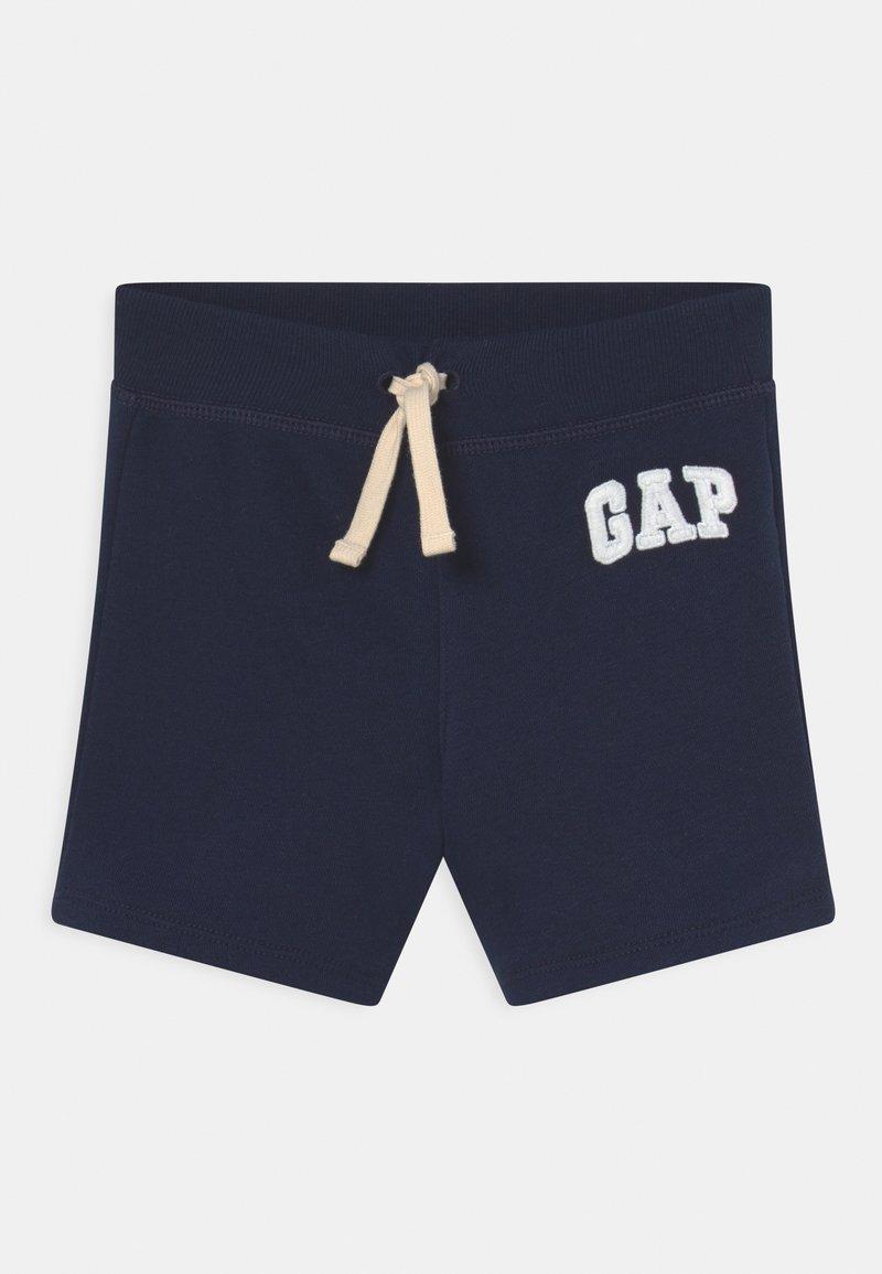 GAP - LOGO  - Shorts - blue galaxy