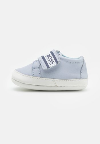 NEW BORN - First shoes - pale blue