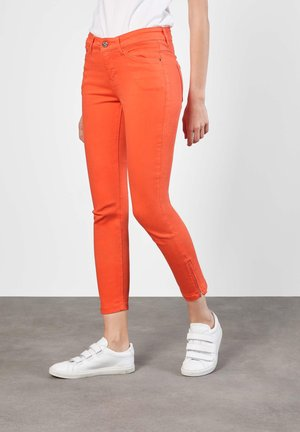 DAMEN DREAM CHIC - Jeans Skinny Fit -  orange