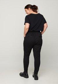 Zizzi - Trousers - black - 1