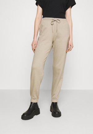 TIN - Tracksuit bottoms - sand