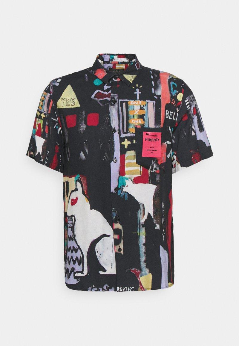 Neuw - BAPTIST ART - Shirt - black