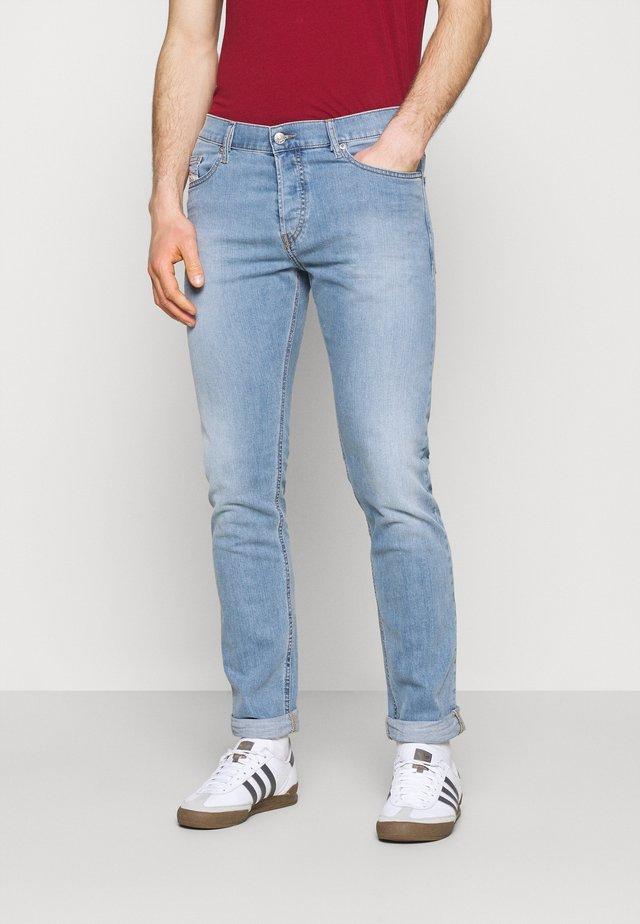 D-LUSTER - Slim fit jeans - light blue