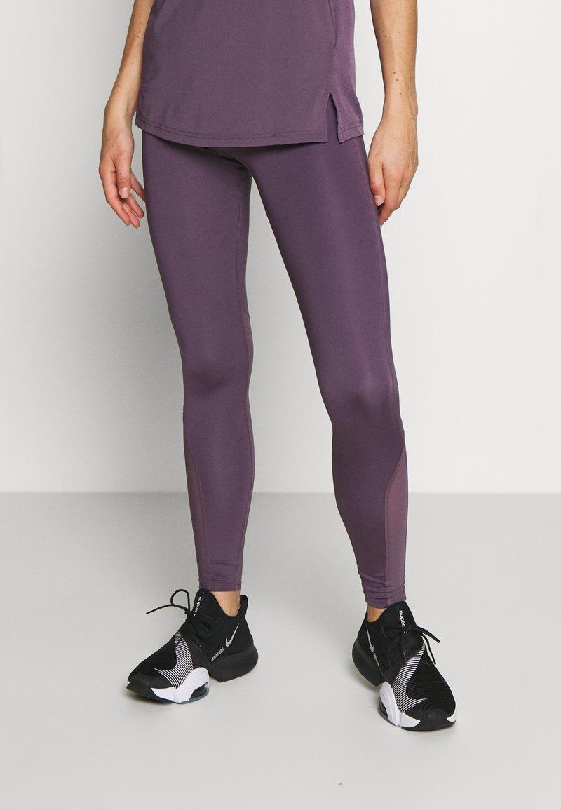 Calvin Klein Performance - Punčochy - purple