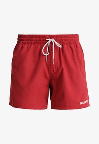 Brunotti - CRUNOT - Swimming shorts - burgundy - 3