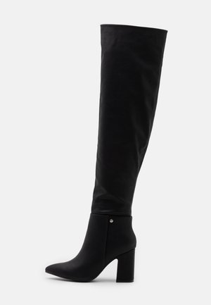 JOSEPHINE - Stivali sopra il ginocchio - black
