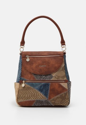 BACK ATICA POSITANO - Rucksack - brown
