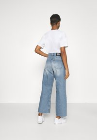 Dr.Denim - AIKO CROPPED - Relaxed fit jeans - empress blue - 2