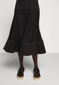 Proenza Schouler - SLEEVELESS DRESS - Sukienka letnia - black - 3