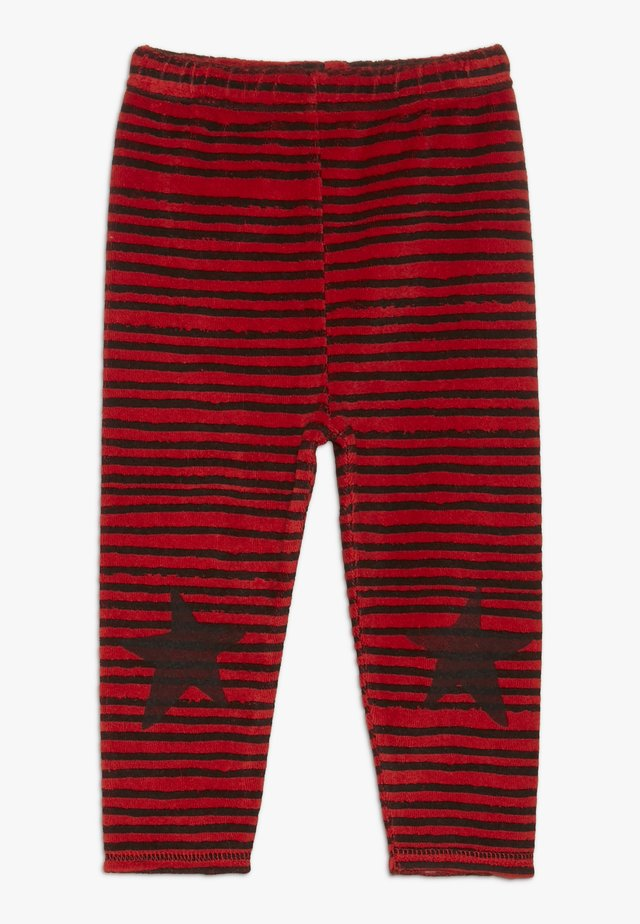 BABY - Leggings - Trousers - red