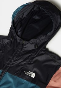 The North Face - M FANORAK - Wiatrówka - mallrdblu/avtrnavy/pnkcly - 4