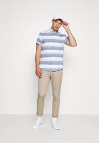 Selected Homme - SLHSLIM-MILES - Chino - greige - 1