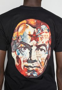 Obey Clothing - BIG BROTHER - Printtipaita - black - 4